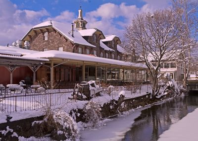 "Ted Settle  ""Lambertville Station"" Epson 3880 photo print"