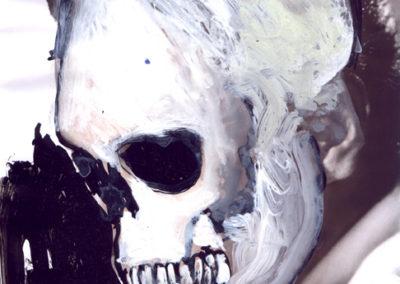 Skull Portrait -1