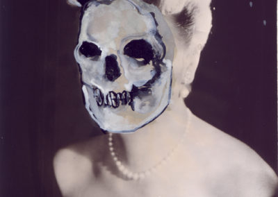Skull Society Lady