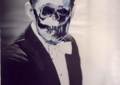 Skull Portrait -2
