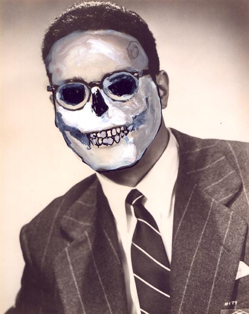 Skull Portrait-3