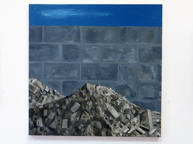 """""""Go Under"""" by Larry McKim –  $1,400.00"""