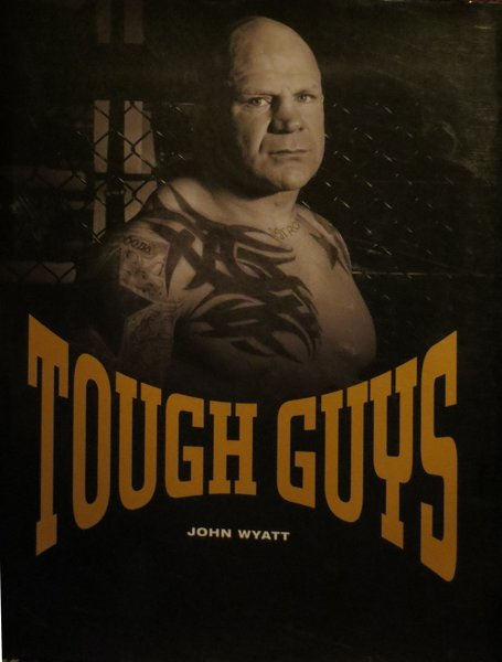 """Tough Guys"" – photographs and interviews of renounced tough guys by photographer John Wyatt"