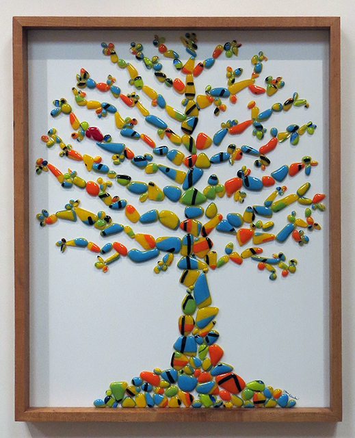 "Ellen Rebarber  – ""Blooming Happiness"""
