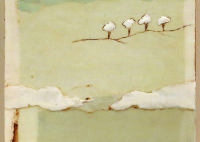 "Francesca Azzara  – ""Trees In Heaven"""