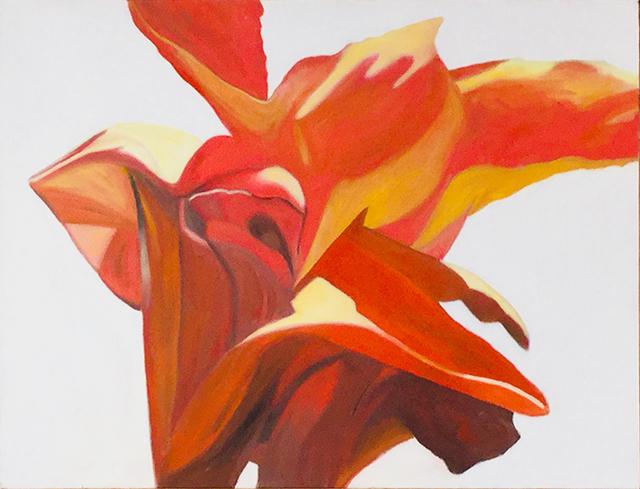 """""""San Miguel de Allende #6"""" oil on canvas, 24""""H x 30"""" W, $2,000.00"""