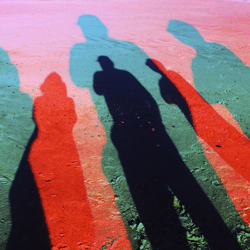 "Kathleen Kirchner ""The Long Shadows"" photograph"