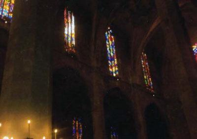 """Santa Maria Cathedral's interior – Palma de Mallorca, Spain"" by Jean Edward Baptiste"