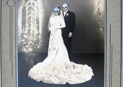 Skull Bride and Groom-2