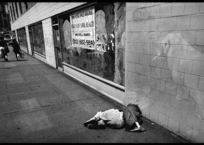 "Melissa Tomich ""Homelessness"" archival pigment print photo, $500.00 (unframed) $700.00 (framed)"