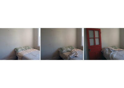 "Taryn Pizza ""Untitled 4 (The Red Door)"" digital photo, $140.00"