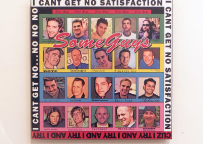 "Lisa Gordon Cameron – ""Some Guys,"" digital composition"