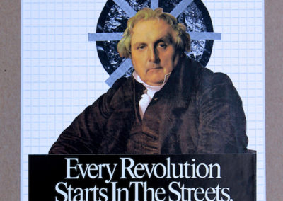 """Every Revolution Starts in the Streets""  by  Brad Terhune"