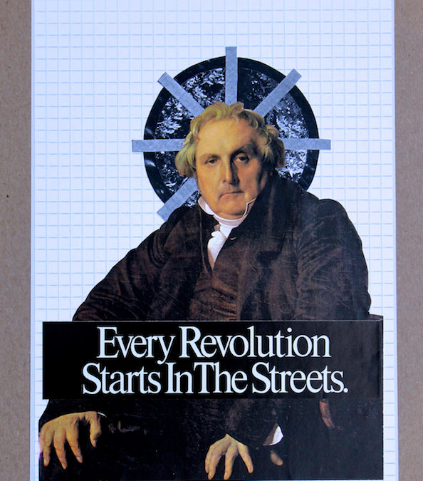 """""""Every Revolution Starts in the Streets""""  by  Brad Terhune"""