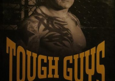 """Tough Guys"" – photographs and interviews of renounced tough guys by photographer John Wyatt"