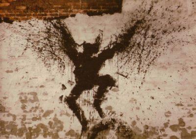 "Franc Palaia ""Hoop Jump"" color photograph"
