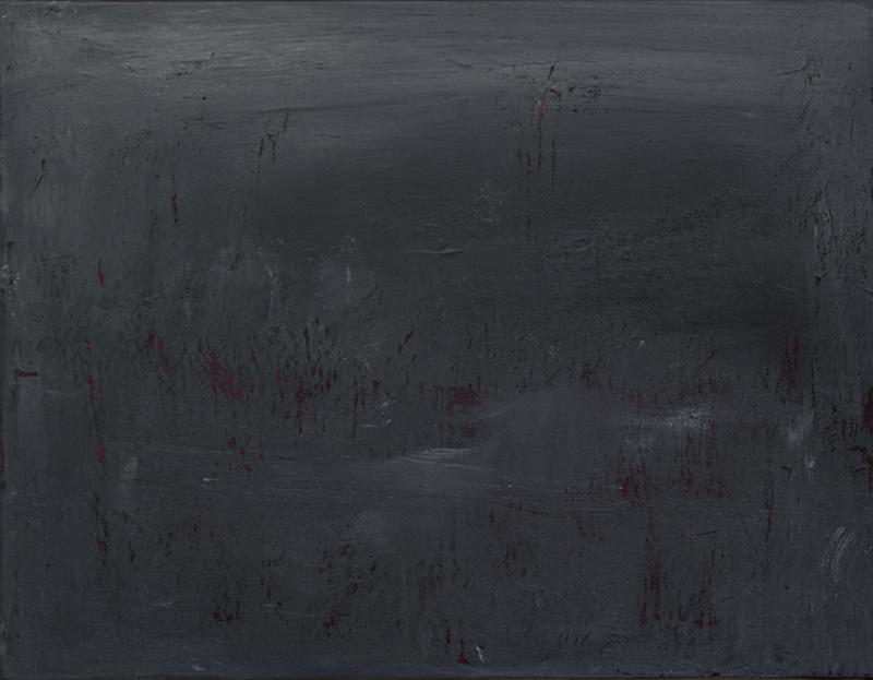 "Karen Terry ""An Occurring Fog"" acrylic"