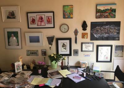 "Studio space"" by John Marron"