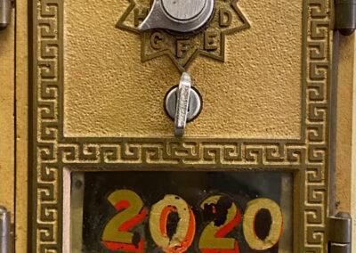 "Parvathi Kumar ""The Year 2020"" photograph, $175.00"